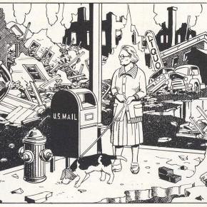 Paul Kirchner's Apocalyptic Sensibility